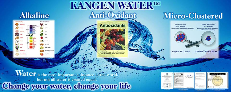 Jual Kangen Water Kebayoran Lama