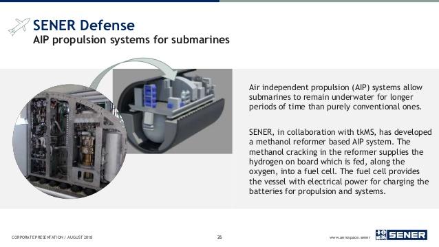 Submarine Matters: TKMS Type 212CD submarine propulsion