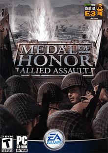 لعبة Medal Of Honor Allied Assault مدونة Crazy Blog Crazy
