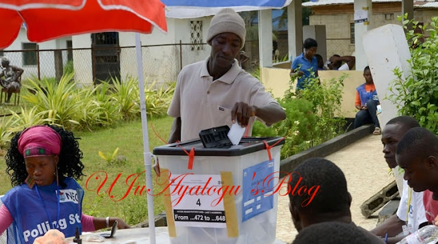 Liberians Decide: George Weah Or Joseph Boakai