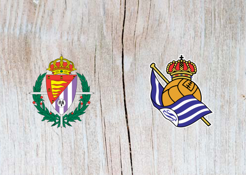 Real Valladolid vs Real Sociedad - Highlights 31 March 2019