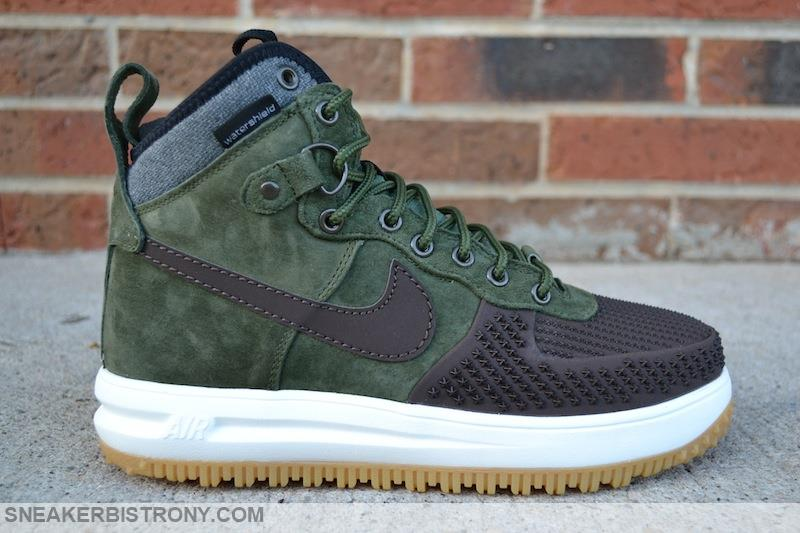reputable site e0550 9a6a7 Nike Lunar Force 1 Duckboot