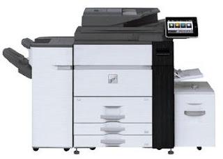 Sharp MX-M905 Printer Driver Downloads - Windows, Mac, Linux