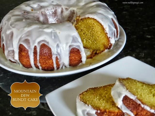 Mountain Dew Bundt Cake Recipe