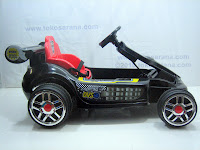 Mobil Mainan Aki DOESTOYS DT845 GOKART