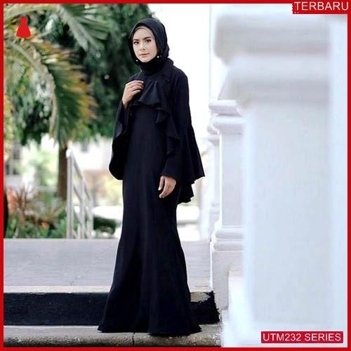 UTM232S61 Baju Syaima Muslim Dress Dewasa UTM232S61 0E8 | Terbaru BMGShop