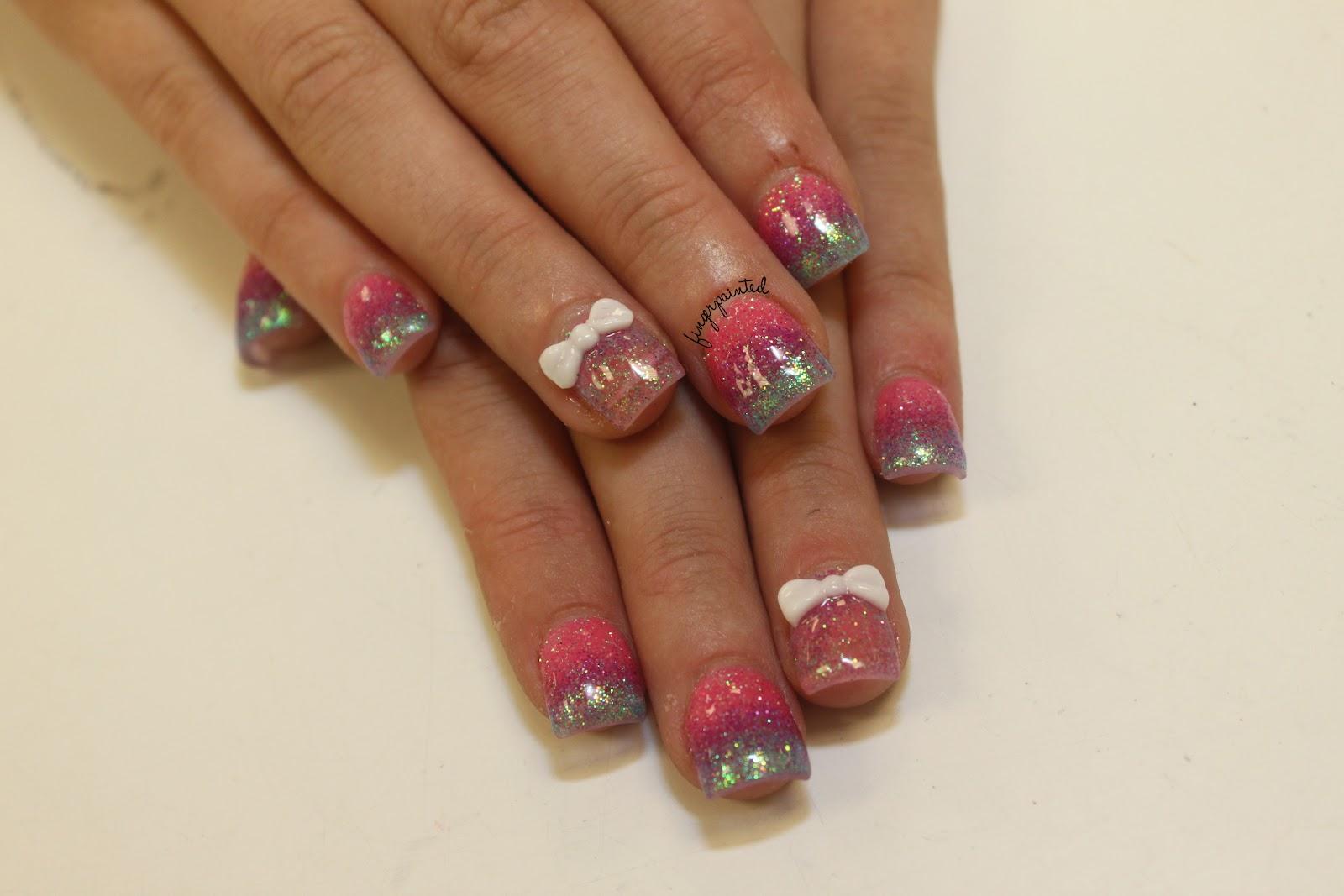 Nails With Bows   Joy Studio Design Gallery - Best Design