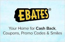 Ebates Cash Back extension for Google Chrome