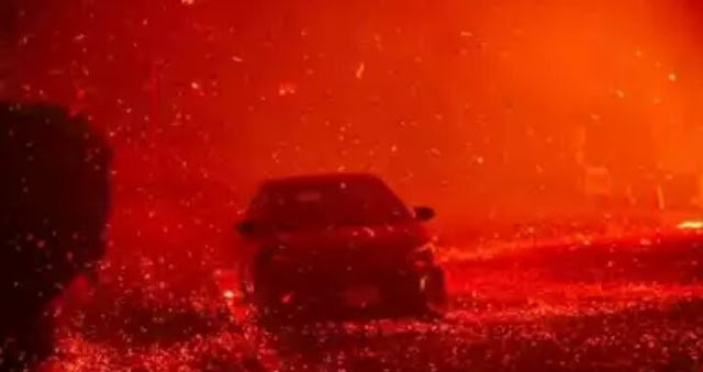 Amerika Kebakaran (California)