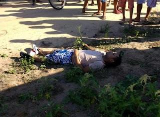 Homem é assassinado com tiros na cabeça em Santa Rita