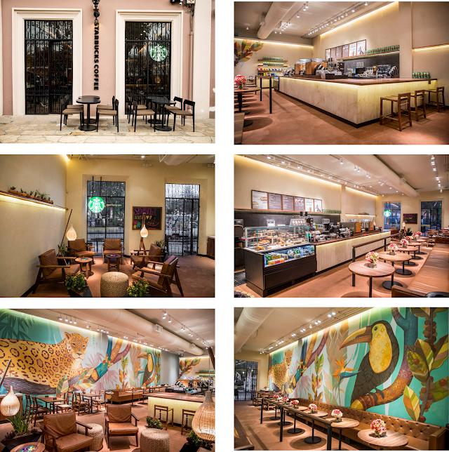 Starbucks fortalece 30 años de historia con Chiapas, al abrir su primera tienda en San Cristóbal de las Casas