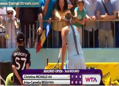 victorie Irina Begu