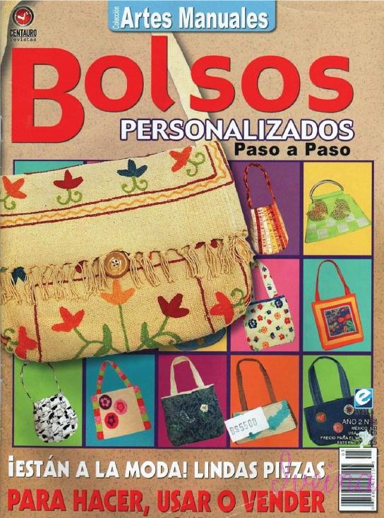 Artes Manuales Bolsos personalizados
