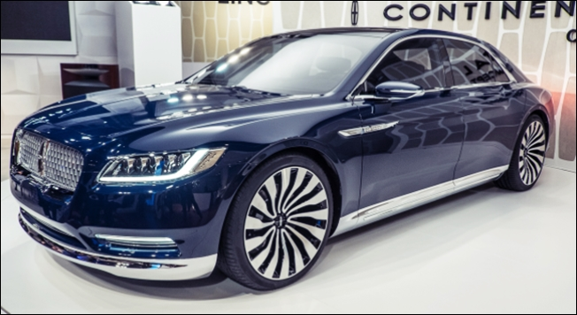 2018 lincoln continental concept photos price specs msrp icars reviews. Black Bedroom Furniture Sets. Home Design Ideas