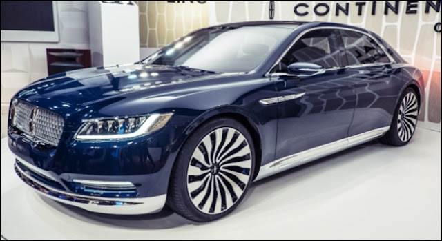 2018 Lincoln Continental Concept,Photos,Price,Specs,MSRP
