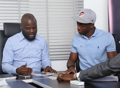 Seye Ogunlewe Signs Deal With Temple Management Company