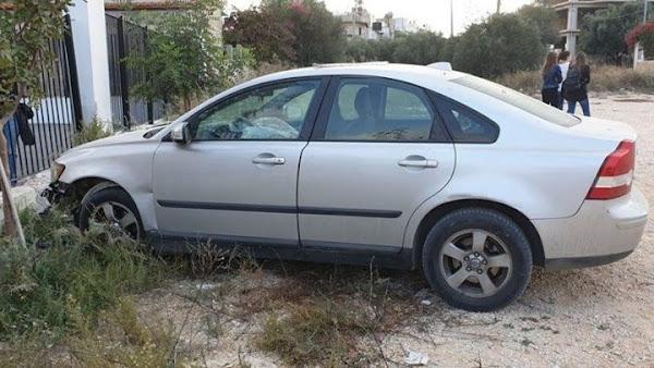 Ανήλικοι πήραν κρυφά αυτοκίνητο και έπεσαν σε σχολείο στην Κρήτη