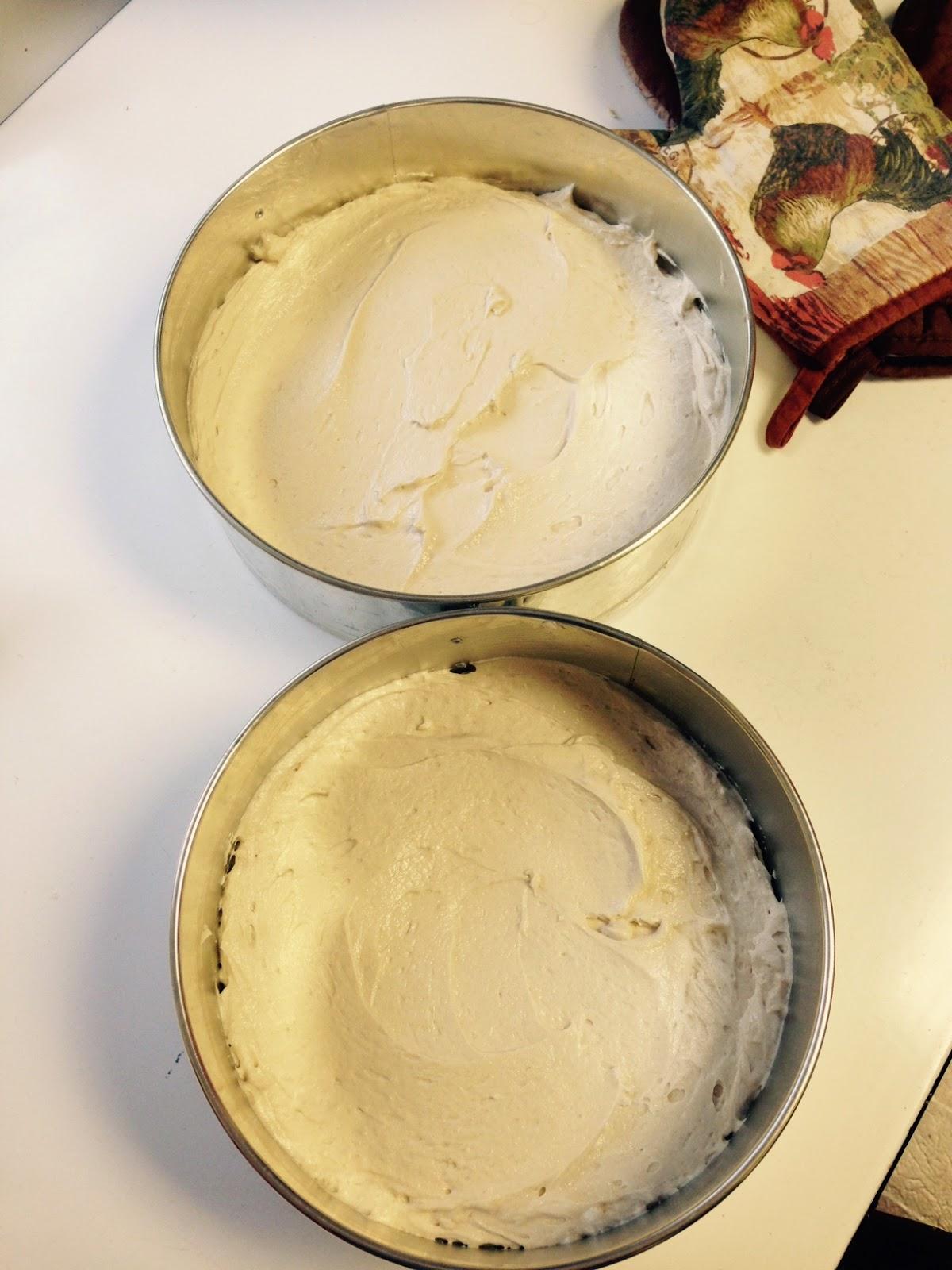 Use Smaller Cake Pan To Cut Larger Cake
