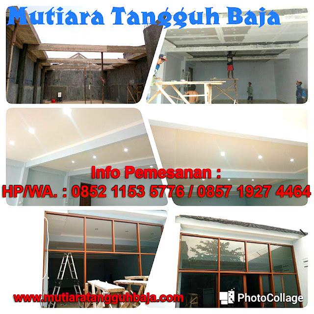 Distributor Baja Ringan Jakarta Barat dan Sekitarnya