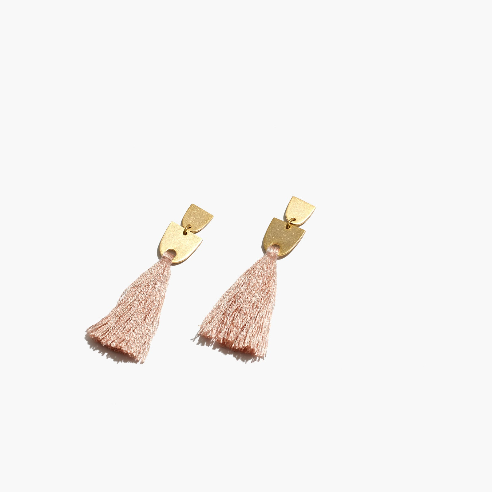 Madwell Tassel Earrings