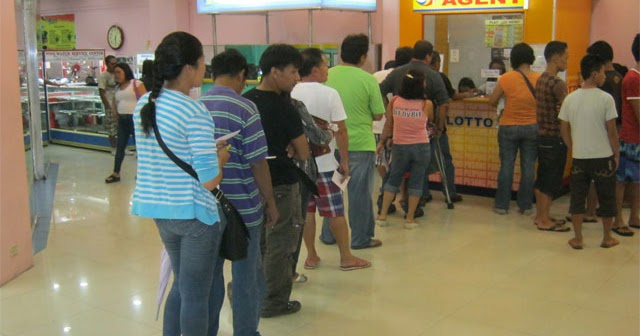 I FEEL LUCKY TODAY / PHILIPPINE LOTTO WINNERS: Waiting For A Big Win