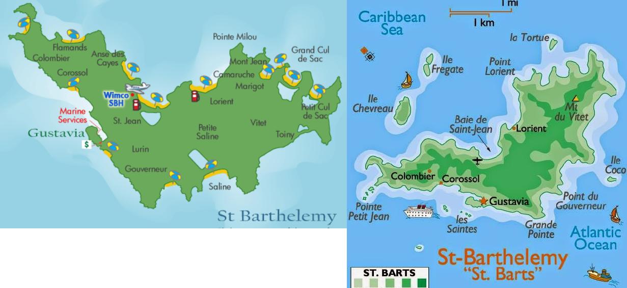 Directory Saint Barth