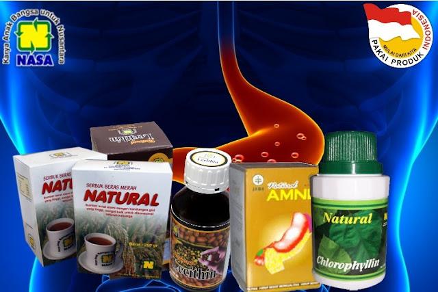 Pengobatan Herbal Nasa Untuk Terapi Penyakit Maag