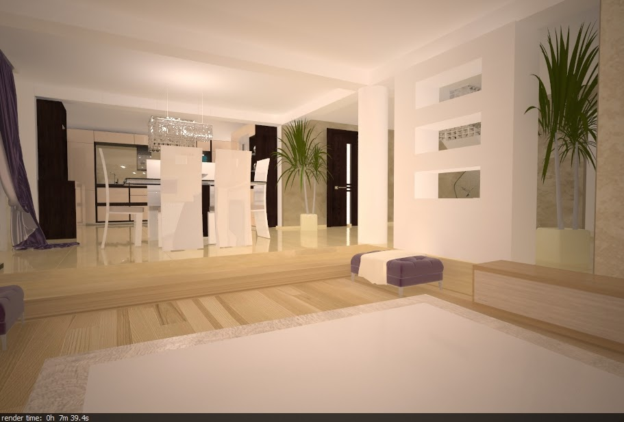Design interior living clasic casa Constanta - Design Interior / Amenajari interioare | Design interior Constanta