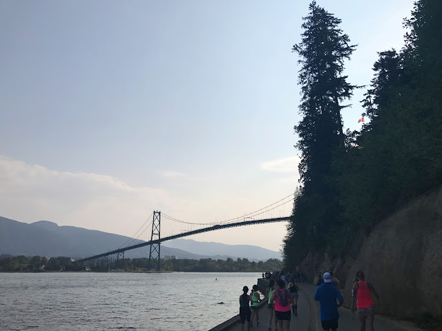 SeaWheeze half marathon review