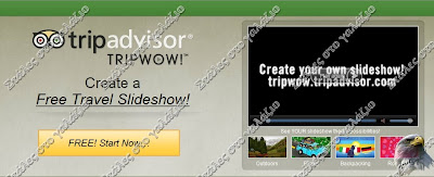 ΤripAdvisor, Online Tools, Sliders, Slideshows, Create a Free Travel Slideshow with Music