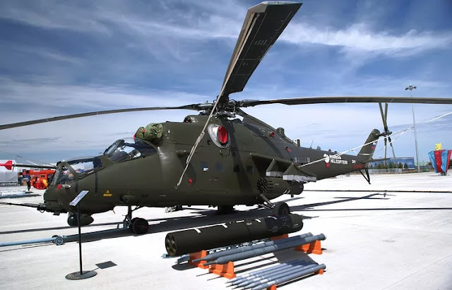 Russia To Export Helicopters To Nigeria