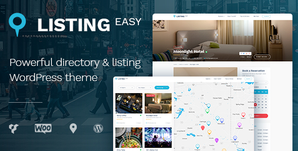 ListingEasy v1.4.11 – Directory WordPress Theme