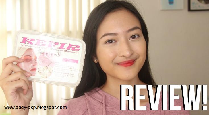 Masker Kefir review