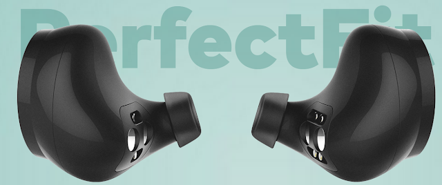 Bragi Headphones Audio Transparency Silence the world,  or let it all in.
