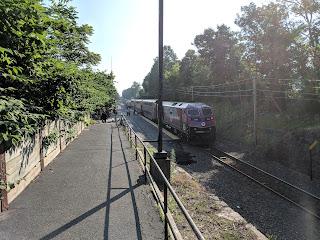 Updated MBTA Franklin Line schedule begins May 20