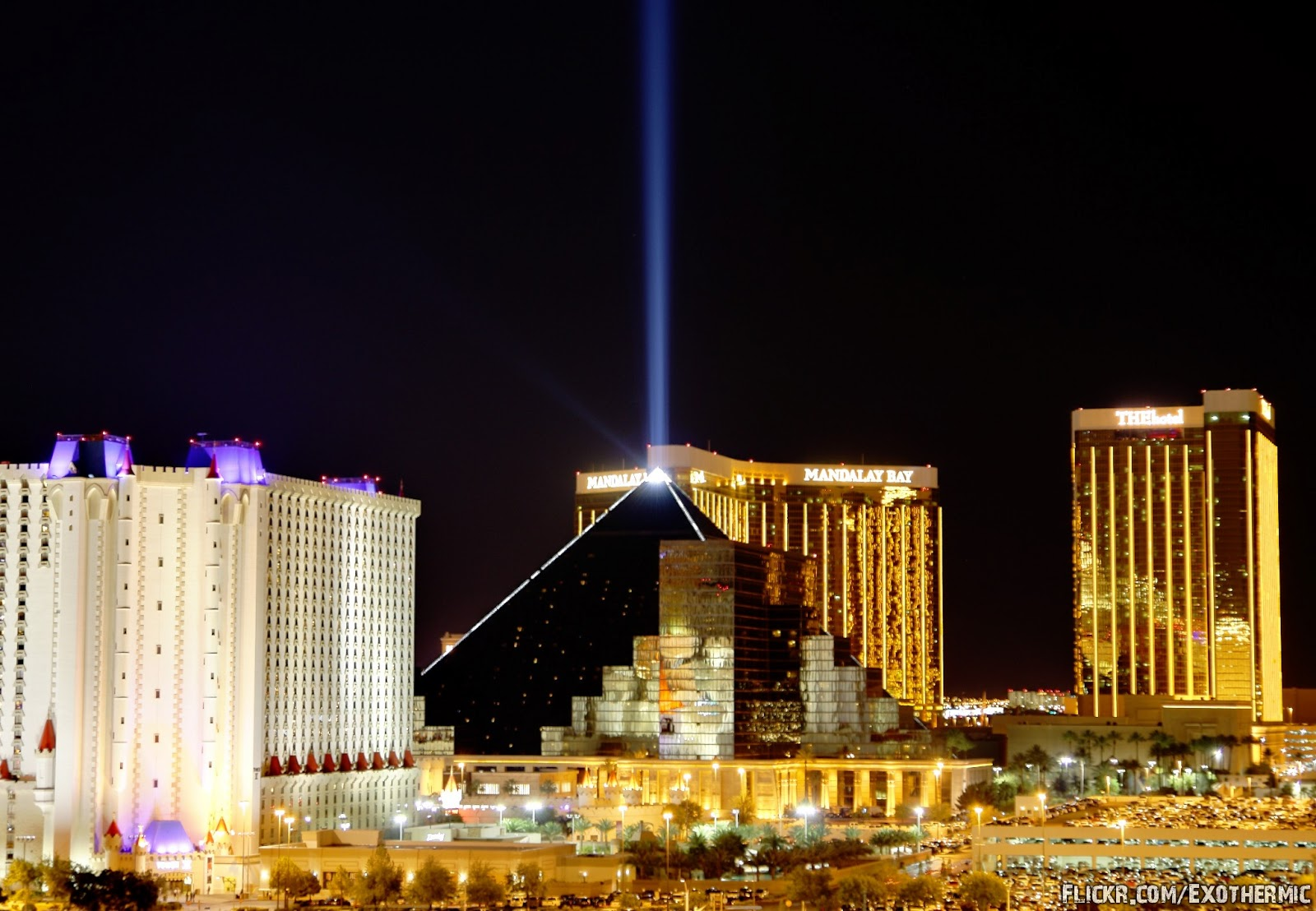 Luxor Hotel The Pyramid Casino of Las Vegas Trip Tips Las Vegas