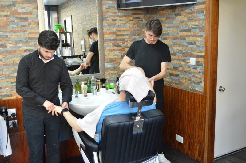 barber shop in bishops stortford