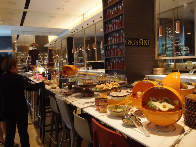 Tempo Afternoon Tea Buffet