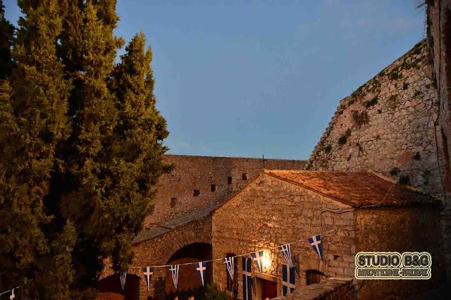 Γιορτάζει το ιστορικό εκκλησάκι του Αγίου Ανδρέα στο Παλαμήδι