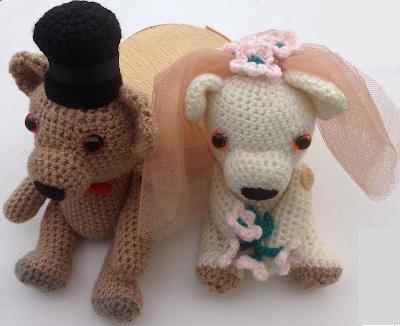 amigurimis ours en crochet