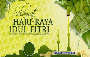 Selamat Hari Raya Idul Fitri 2015-1436 Hijriah