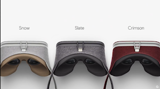 Google Opens Pre-Orders for Crimson and Snow Daydream View VR Headsets