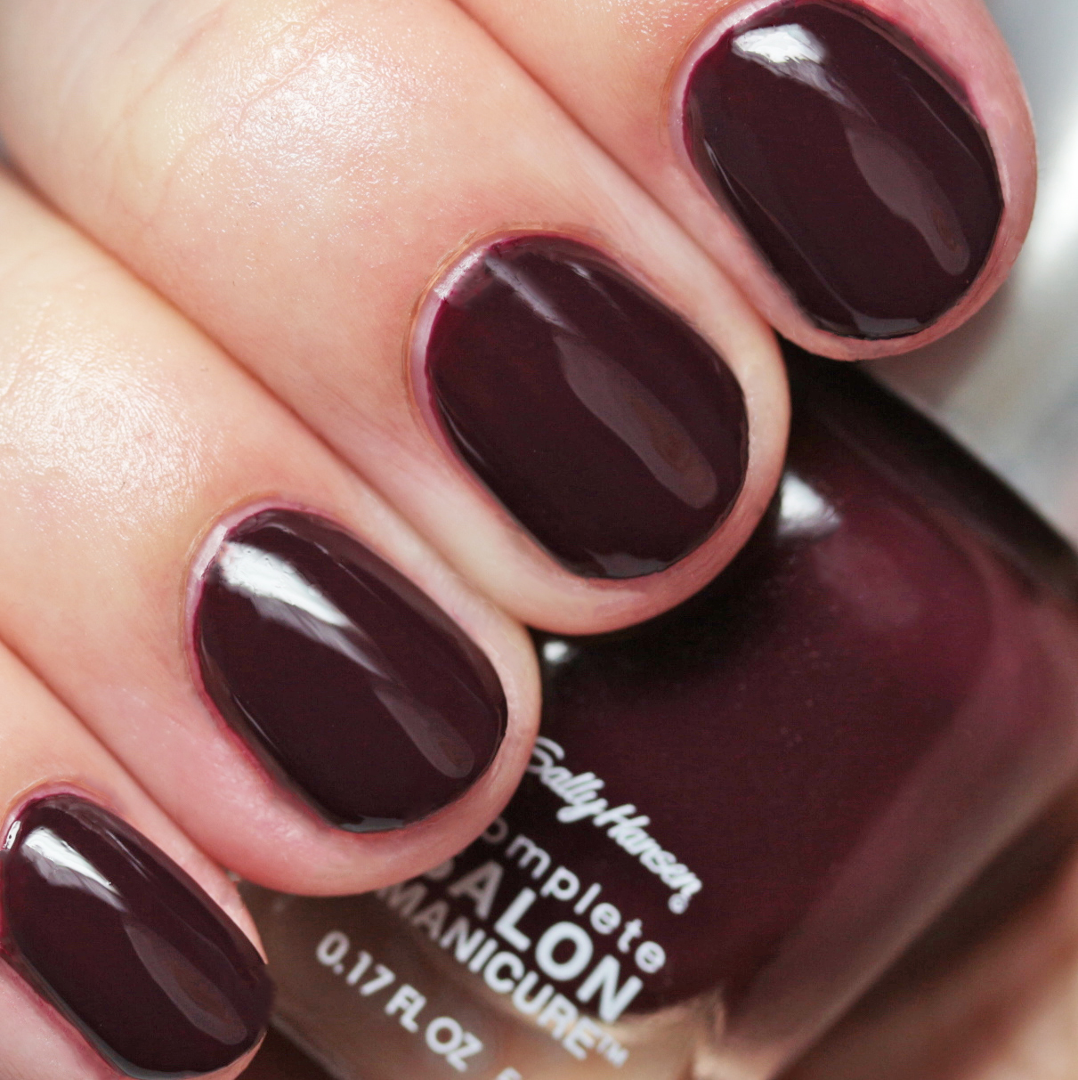 The polished hippy sally hansen holiday collection for Salon manicure