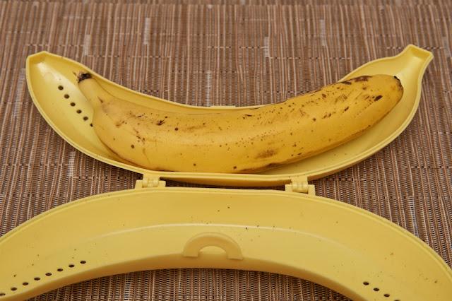 Boîte à banane transport