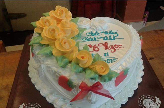 cách để tự làm bánh kem tặng sinh nhật