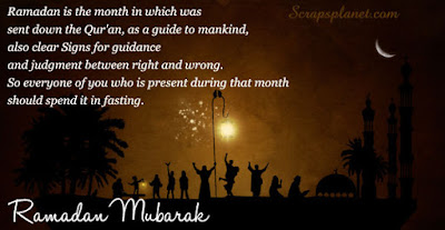 Ramadan Mubarak wishes For Massages: Ramadan is the month in which was sent down the Quran, as a guide to mankind,