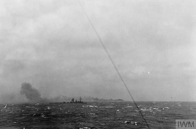 Bismark HMS Rodney 27 May 1941 worldwartwo.filmnispector.com