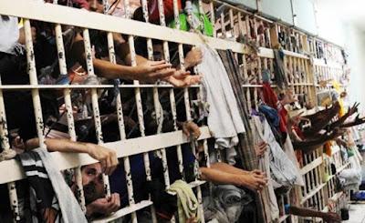 ISSO É BRASIL: Justiça condena o Estado a indenizar preso em R$ 5 mil por más condições no Presídio