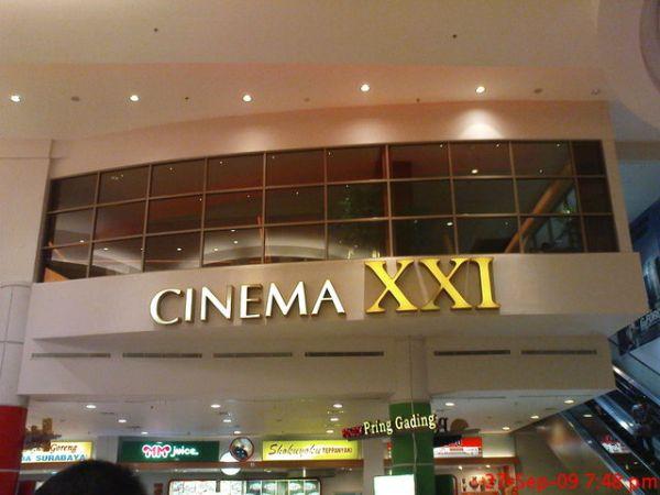 Perbedaan Bioskop 21, XXI, The Premiere & Blitzmegaplex