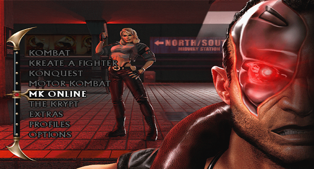 Mortal Kombat Armageddon PS2 GAME ISO Gameplay